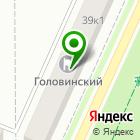 Местоположение компании Имтэкс
