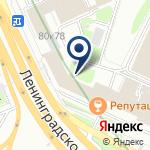 Компания Оборонрегистр на карте