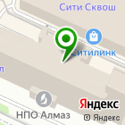 Местоположение компании Billi-Art.ru