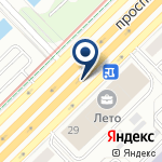 Компания ДСМ Телеком на карте