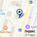 Компания Оптикон Технология на карте