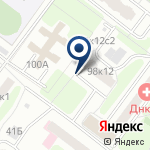 Компания Инженерная служба района Коньково, ГУ на карте