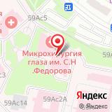 Микрохирургия глаза им. академика С.Н. Федорова