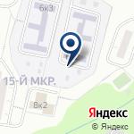 Компания Инженерная служба района Ясенево, ГУ на карте