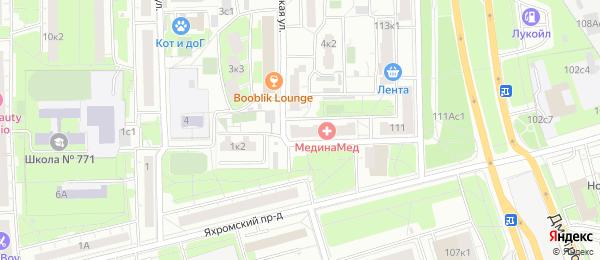 Анализы на станции метро Селигерская в Lab4U