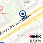 Компания ЗАГС Кутузовского района на карте