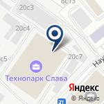 Компания Слава на карте
