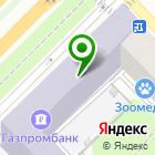 Местоположение компании Судмаш