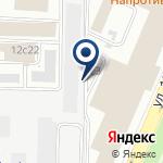 Компания Газизмерения на карте