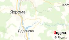 Гостиницы города Курово на карте