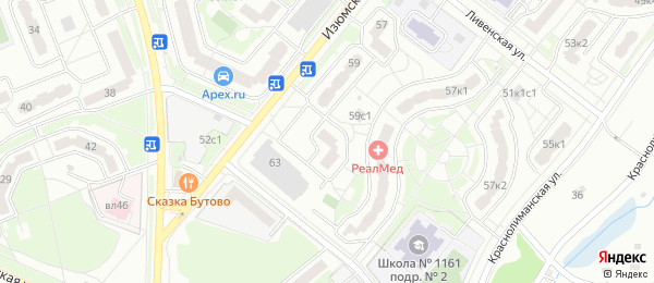 Анализы на станции метро Бульвар Дмитрия Донского в Lab4U