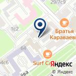 Компания TLstudio на карте
