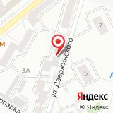 Магазин автозапчастей на ул. Дзержинского, 4