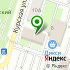 Местоположение компании Технострой