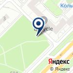 Компания ЗАГС Гагаринского района на карте