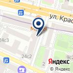 Компания Служба финансового контроля и бухгалтерского учета Департамента культуры города Москвы на карте