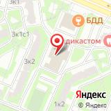 Магазин автозапчастей на ул. Знаменские Садки, 1Б