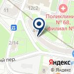 Компания ЗАГС района Хамовники на карте
