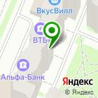 Местоположение компании Визитек-С
