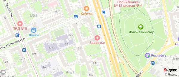 Анализы на станции метро Тимирязевская в Lab4U