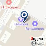 Компания Московский Театр ЖИВ на карте