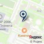 Компания Razrabotka.pro на карте