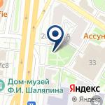Компания В ЦЕНТРЕ ВНИМАНИЯ на карте