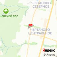 Спортивная площадка на ул. Чертановская, д. 36
