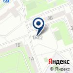 Компания Инженерная служба района Отрадное, ГКУ на карте