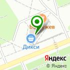 Местоположение компании Кабинет медицины и неврологии А.А. Потапова