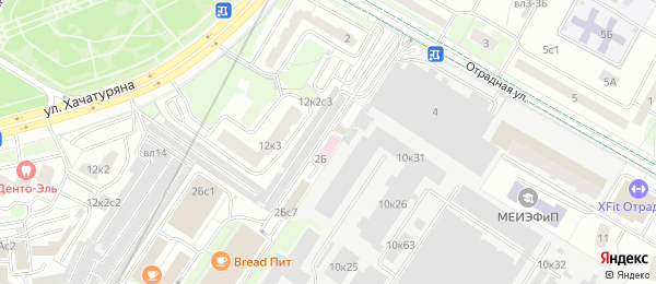 Анализы на станции метро Отрадное в Lab4U