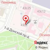 Специализированная психоневрологическая клиническая больница №8 им. З.П. Соловьева