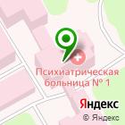 Местоположение компании Трезвая помощь