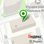 Местоположение компании МРСК Центра