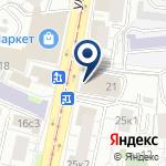 Компания MST на карте