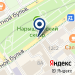 Компания Активный театр на карте