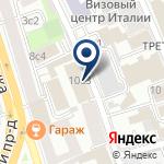 Компания РЕДСМС на карте