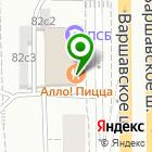 Местоположение компании ДаймондТек Констракшн