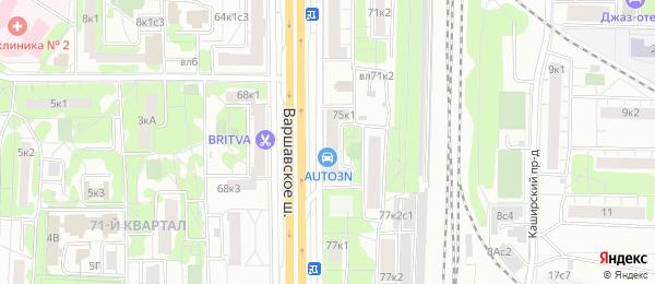 Анализы на станции метро Варшавская в Lab4U
