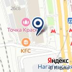 Компания StrategShop на карте