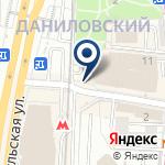 Компания Infobip на карте