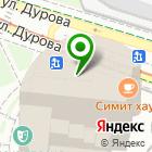 Местоположение компании Солярис Промо Продакшн