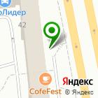 Местоположение компании ИННОВА