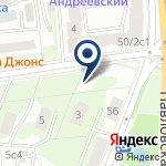 Компания Moskva4you на карте