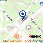 Компания Таможенный пост на карте