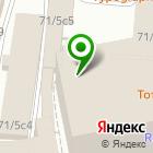 Местоположение компании Киа Моторс Рус
