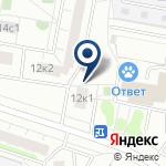 Компания Инженерная служба района Медведково Южное, ГУ на карте