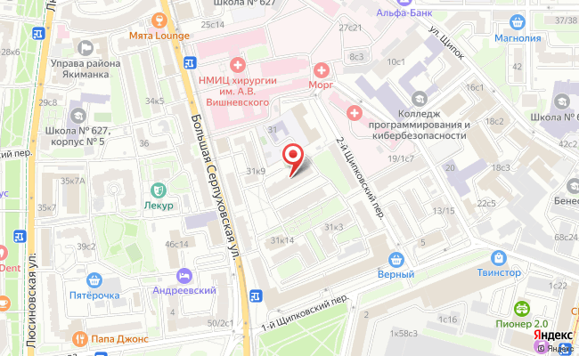 Адреса ФСС  Центр аутсортинга деловых услуг