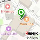 Местоположение компании Седьмая Радуга