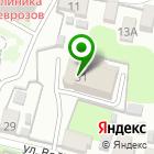 Местоположение компании АСП-Техцентр
